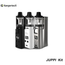 Clearance!Original Kanger JUPPI Kit Juppi 75W TC Box Mod Vape Support Ni/Ti/SS316 Wires with 3ML Atomizer Tank Kangetech(China)