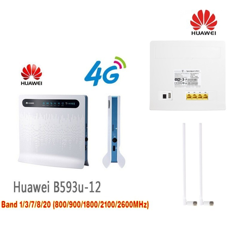 Lot of 100pcs Huawei B593u-12 4G LTE Wireless CPE Router Gateway 100Mbps WiFi Hotspot SIM Card+2pcs B593 4g antenna,DHL shipping lot of 100pcs huawei b593u 12 4g lte wireless cpe router gateway 100mbps wifi hotspot sim card 2pcs b593 4g antenna dhl shipping