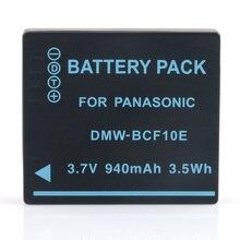 LANFULANG литий-ионная аккумуляторная батарея для Panasonic Lumix CGA-S009 CGA-S009E CGA-S106 DMC-FS10 DMC-FS30 DMW-BCF10