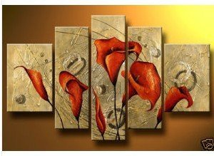 Modern Oil Painting On Canvas  abstract painting Guaranteed 100% Free shipping YP756
