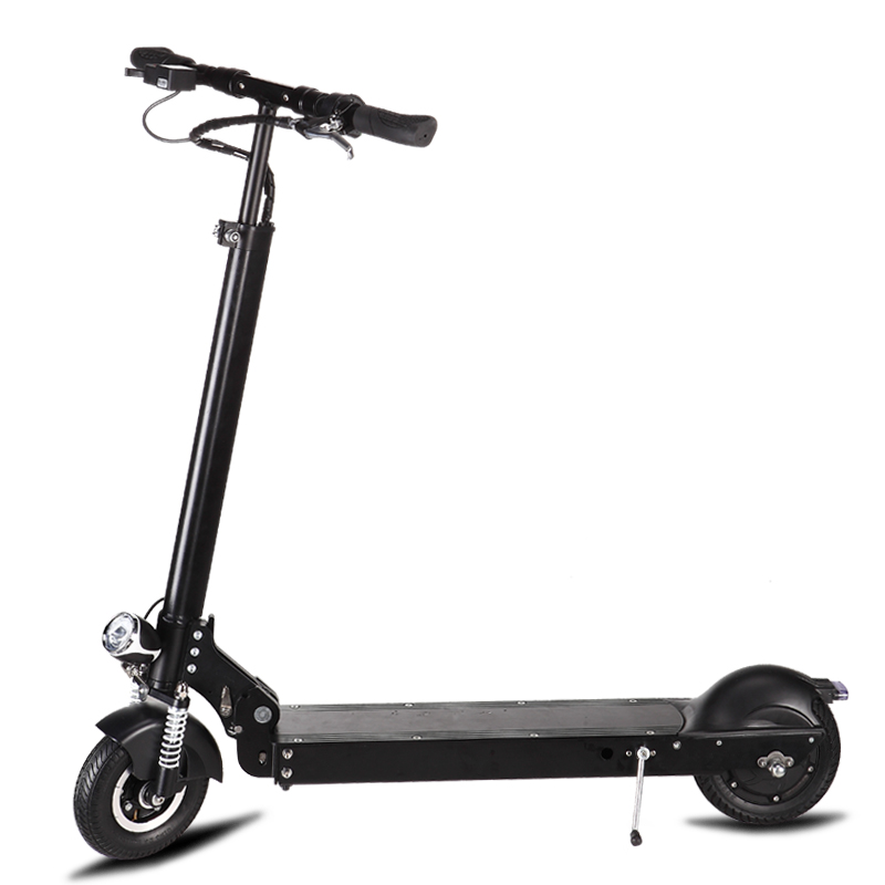 36V 18.8A Powerful Two Wheel Mini Folding Electric Scooter Lithium E-Bike 24v 300w 2 10 35km luggage folding carbon fiber electric scooter adult kid school working vehicles travel 2 wheel lithium ion