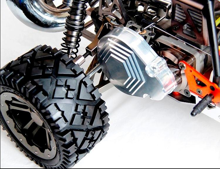1/5 Baja CNC сплав шестерни Крышка для 1/5 масштаб hpi КМ Baja 5b 5 t-95122
