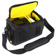 Portable Waterproof DSLR Camera Bag Case For So n y A7 Ii Iii A7R2 A58 Nik on  Nylon Shockproof Storage