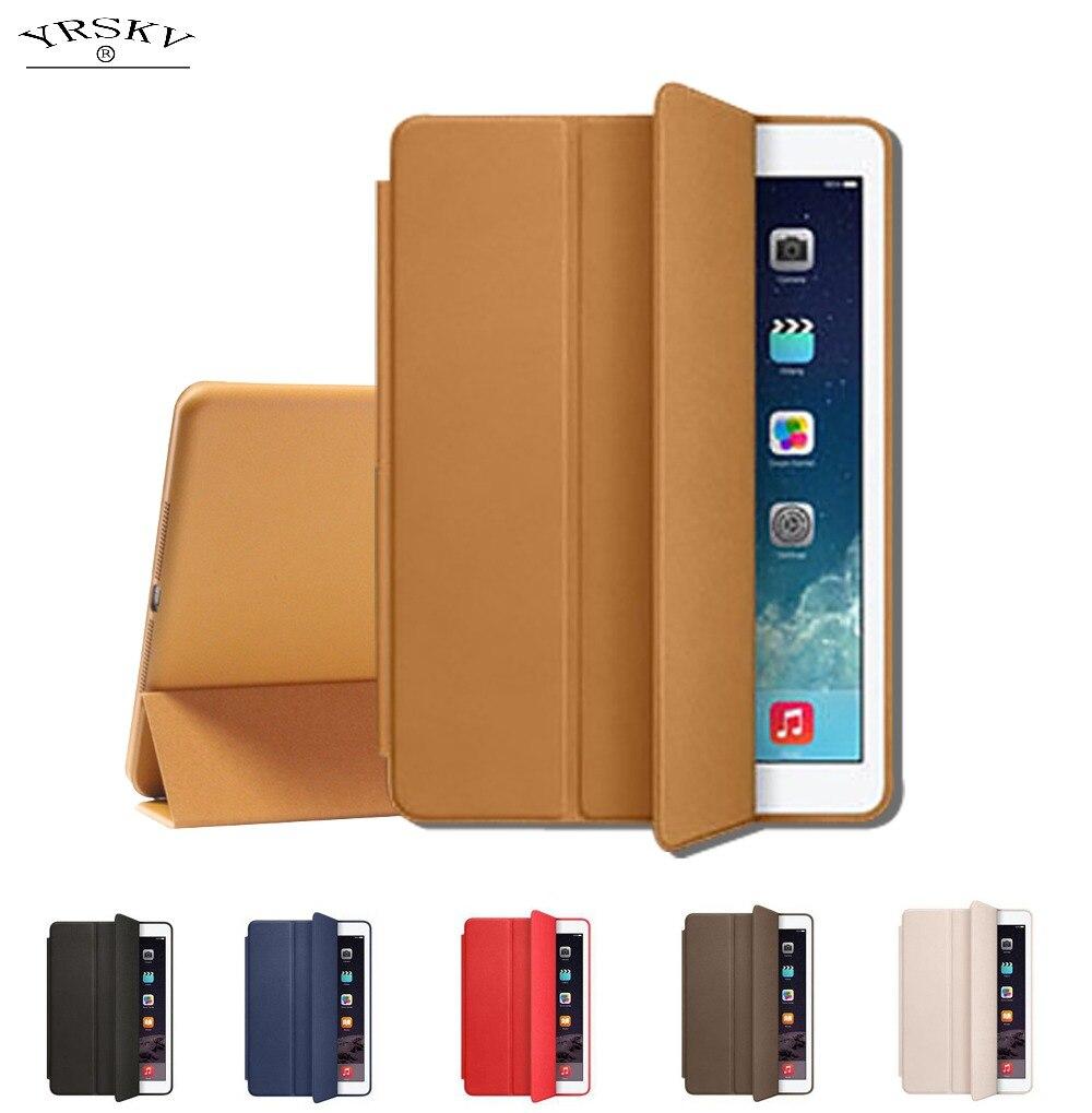 Case for iPad 2 3 4 YRSKV Smart case Original 1:1 Ultra Slim Light weight Smart Auto Sleep Wake Tablet Case for apple iPad 2 3 4