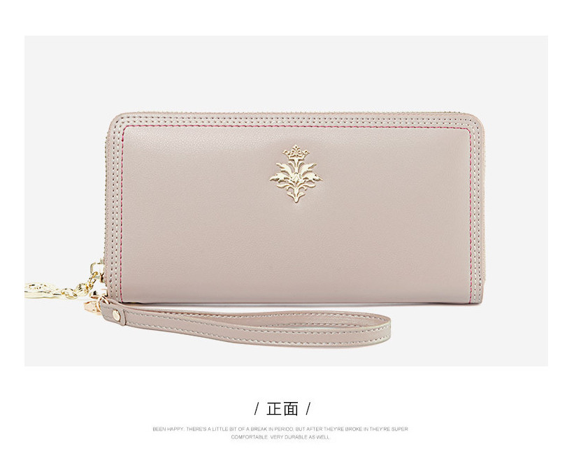 18 new fashion tide soft leather womens wallet simple temperament womens casual   TRO19010501 190414 jia18 new fashion tide soft leather womens wallet simple temperament womens casual   TRO19010501 190414 jia