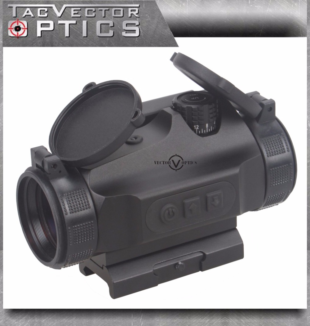 Vector Optics Hunting 1x30 Reflex Red Dot Sight Scope 3 MOA Auto Brightness Dot fit AK47 AR15 9mm Laru Picatinny Weaver Rail tactical 4x32 rifle scope and 1x red dot sight scope for picatinny rail fir ar 15 ak 47 hunting shooting