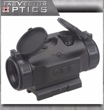 Vector Optics Chasse 1×30 Reflex Red Dot Sight Portée 3 MOA Auto Luminosité Dot fit AK47 AR15 9mm Laru Picatinny Rail de Tisserand