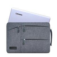 Novo Saco De Manga Computador Sacos para Mulheres Bolsa Para Laptop de 15 polegada para Dell HP Lenovo Acer Asus 11 12 13 14 15.6 Homens Notebook Tampa Do Caso