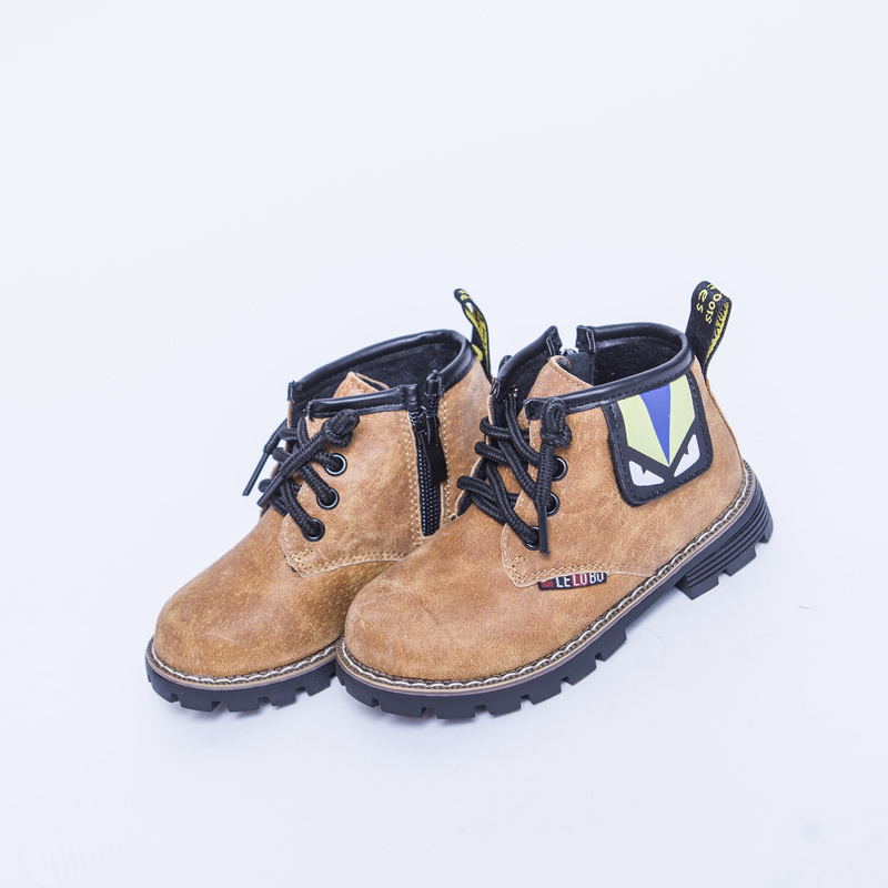 ФОТО High Quality Kids Shoes Boys Girls Solid New Fashion 2016 Children Shoes Sport Brand Kids Boys Girls Leather Shoes Winter Gifts