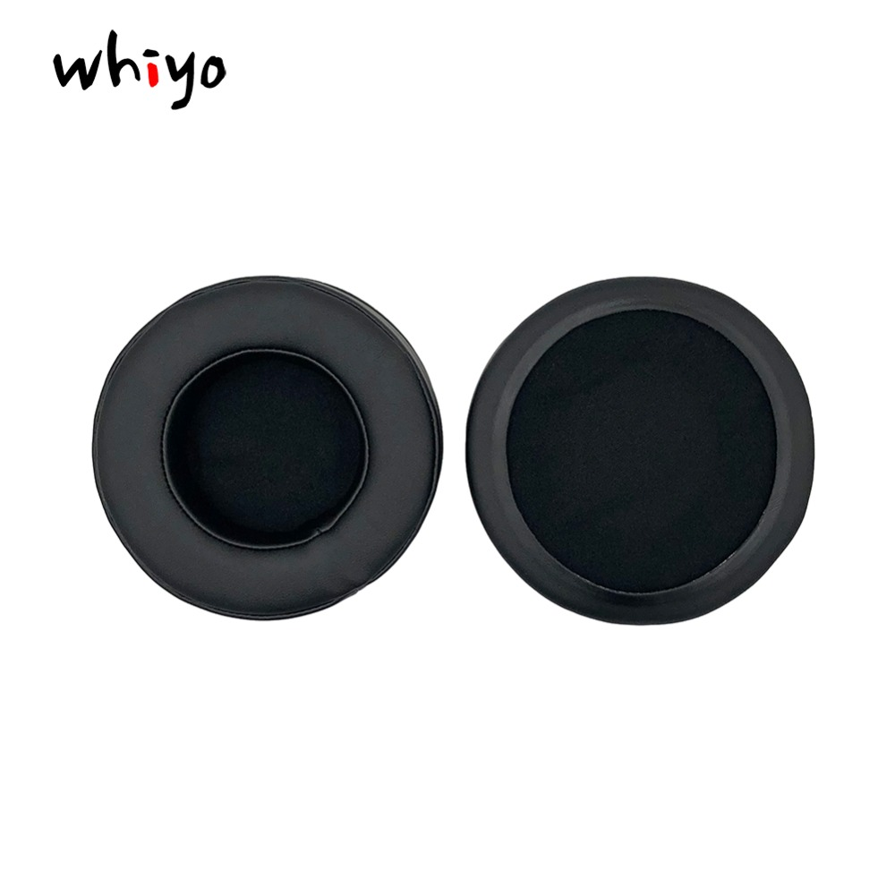 1 pair of Thicken Replacement Ear Pads Cushions for Superlux <font><b>HD660</b></font> HD330 HD440 HD 660 330 440 Sleeve Headset Earphone Headphones image