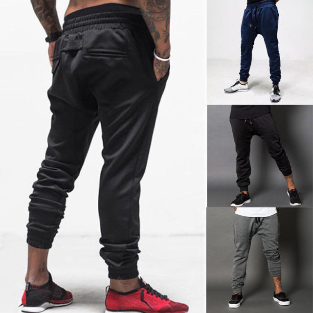 Mens Tech Joggers Sweatpants Long Skinny Pants Casual Loose Trousers for Male Tracksuit body engineers Pant 21