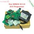 Цена акции X-PROG M 5.55 Программист Xprog 5.5 Последняя Версия X prog box V5.5 Супер Качество xprog м экю чип tunning комплект