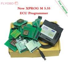 Promotion Price X-PROG M 5.55 Programmer Xprog 5.5 Latest Version X prog box V5.5 Super Quality xprog m ecu chip tunning kit