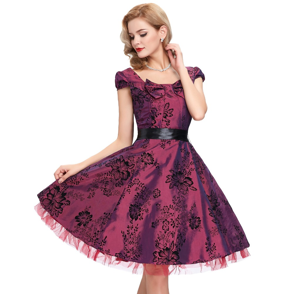 Cheap 50s Dresses Promotion-Shop for Promotional Cheap 50s Dresses ...