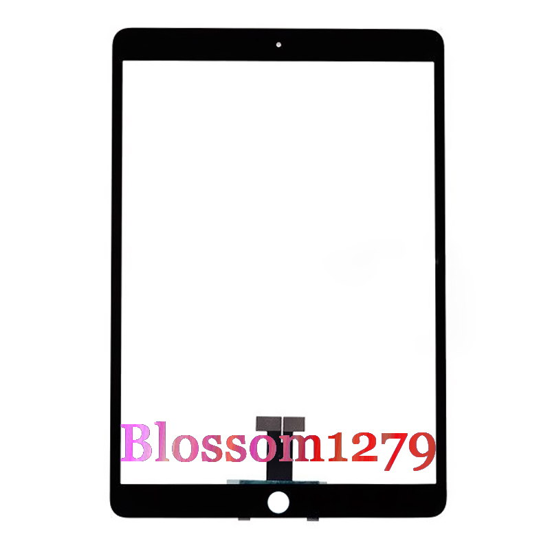 """LCD Digitizer Assembly for Apple iPad Pro 10.5/"""" Black  Front Glass Touch Screen"""