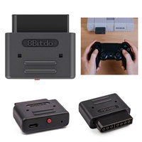 8Bitdo Bluetooth Retro Receiver for SNES/ SFC NES30/ SFC30/ NES Pro/ PS3/ PS4 Wii U Game Controllers Gamepad in Retail Package