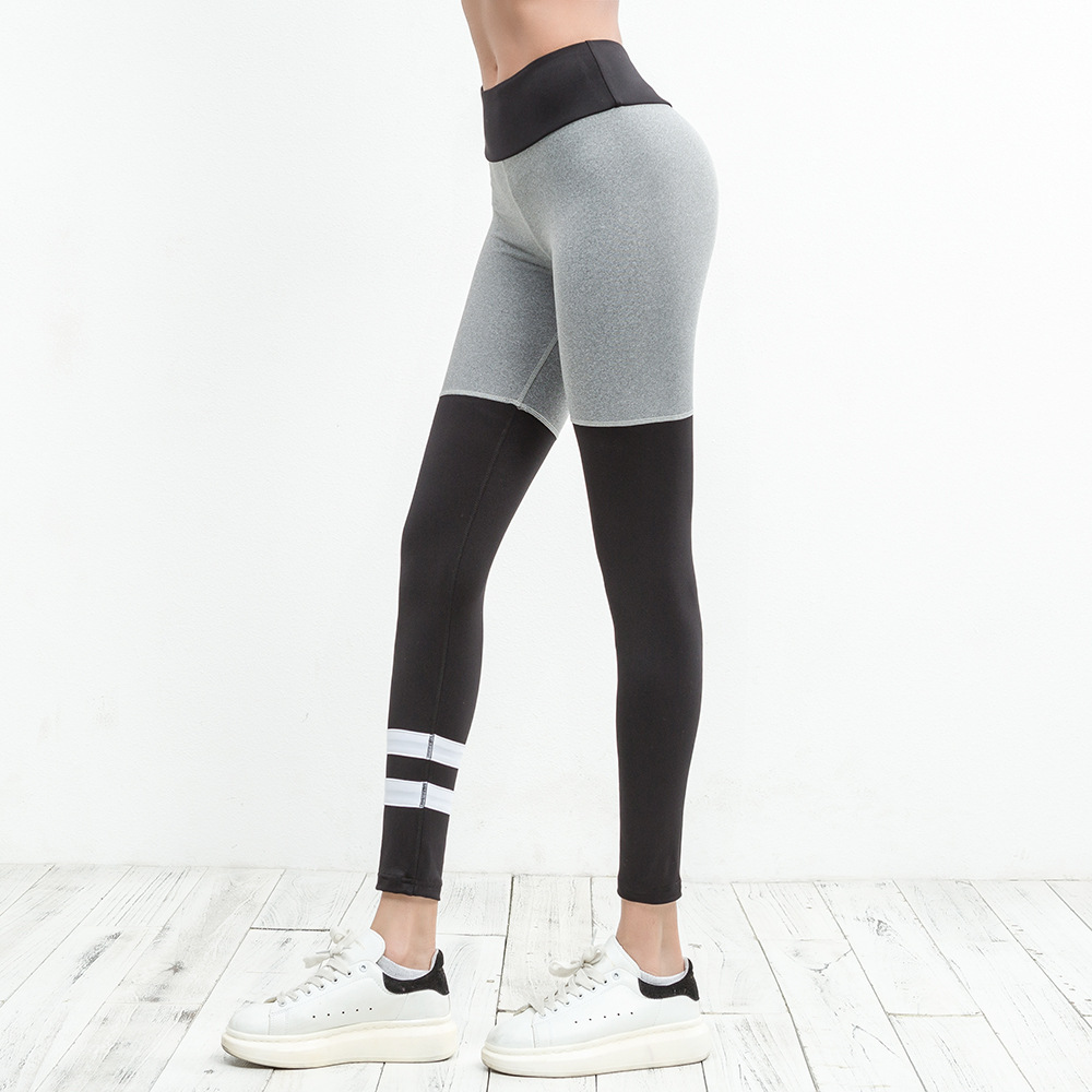 Fahionable Sexy Featured Sports Pants Fitness Yoga Leggings For Women Running Pants Tight Mesh Hot Sale