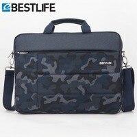 BESTLIFE Business Casual Laptop Bag Briefcase Case Camouflage Shoulder Messenger Bag Handbag Men