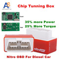 2017 Newest Chip Tuning Box Plug And Drive NitroOBD2 Diesel Nitro OBD2 Diesel Interface Chip Tuning Box Interface For Diesel Car