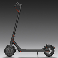 8 5 Inch Electric Scooter Folding Aluminum Alloy Scooter 2 Wheel Standing Fast Hoverboard Powerful Range