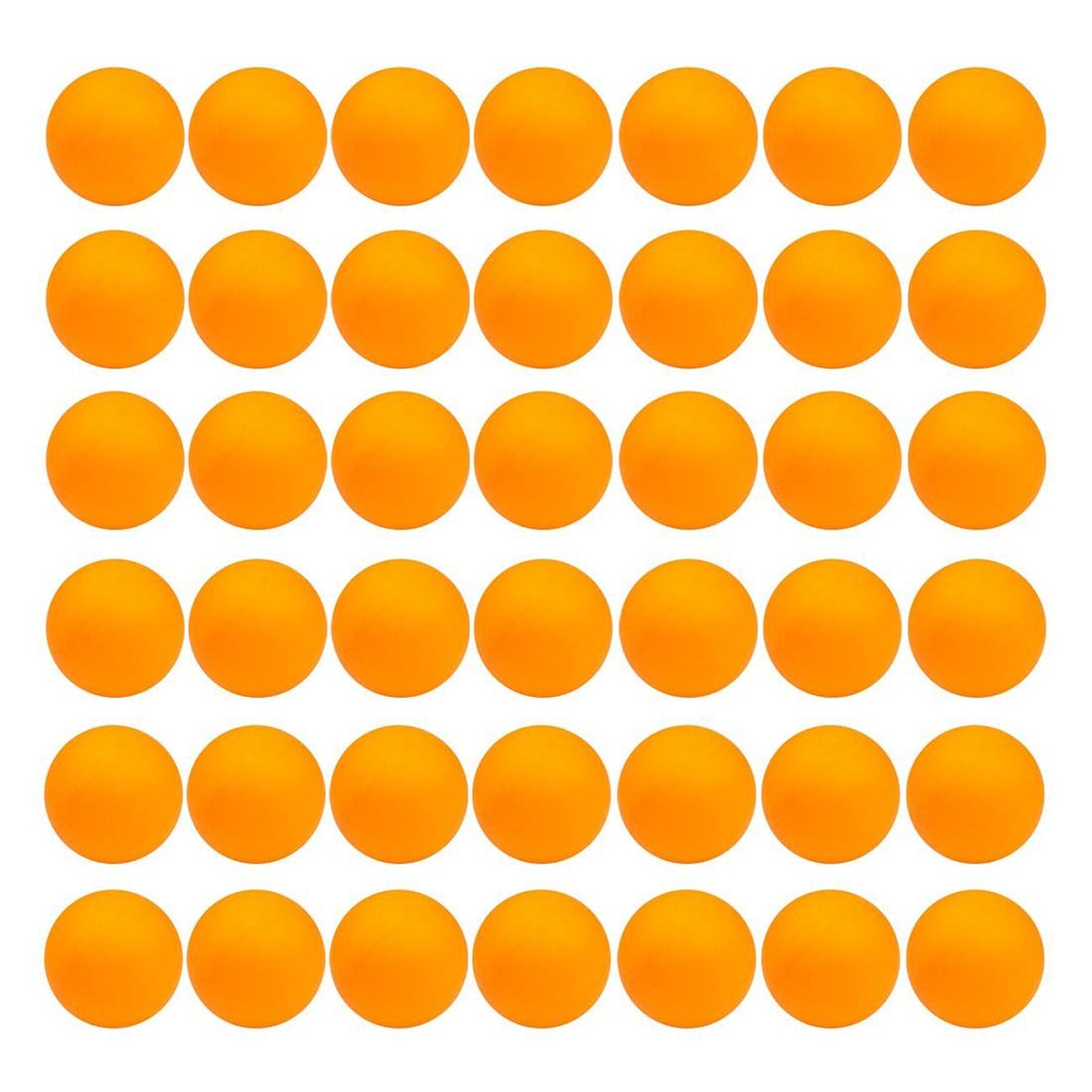 """Fijn 40mm/1.6 """"pak 150 Ballen Praktijk Pingpongballen Tafeltennis Nieuwe (geel) Goede Smaak"""