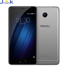 Original Meizu M3S mini Global Firmware Metal Body 4G LTE Mobile Phone MT6750 Octa Core 16/32GB Rom 5.0 inch 2.5D Screen 13MP