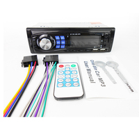 Car MP3 player 1 Din Car Radio Bluetooth Autoradio Stereo Audio Bluetooth Handsfree In dash Double USB With DAB