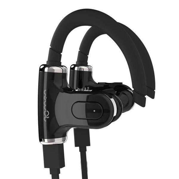 ФОТО Sport Stereo Ear Hook Bluetooth Earphone Running Wireless Headphones Mic Handfree Headset BT4.0 Battery 120mah Music 5 hour