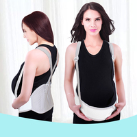 Breathable Pregnant Belly Belt Maternity Pregnancy Support Belly Band Prenatal Care Athletic Bandage Girdle LUN-1