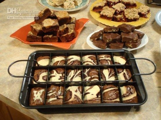 PERFECT-BROWNIE-PAN-SET-Kitchen-Baking-Cake-Mould-Bakeware-Cake-Making-Set-Tools (2)