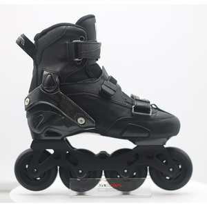Image 5 - 100% Original 2019 SEBA Trix2 ผู้ใหญ่รองเท้าสเก็ตอินไลน์สเก็ตRollerสเก็ตรองเท้าRockeredกรอบSlalomเลื่อนFSK Patines Adulto