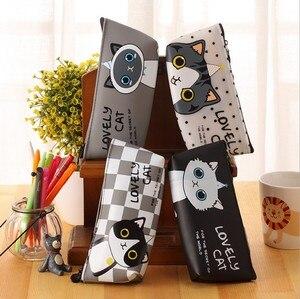 Image 2 - สินค้าใหม่ Creative การ์ตูน Amazing น่ารักสดแฟชั่นแมวน่ารักเกาหลีสไตล์เหรียญ Candy Home Office กระเป๋า EZ