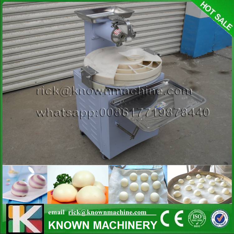 The best selling 1500W dough divider rounder ball pasta bread cutter making machine with free shipping by sea