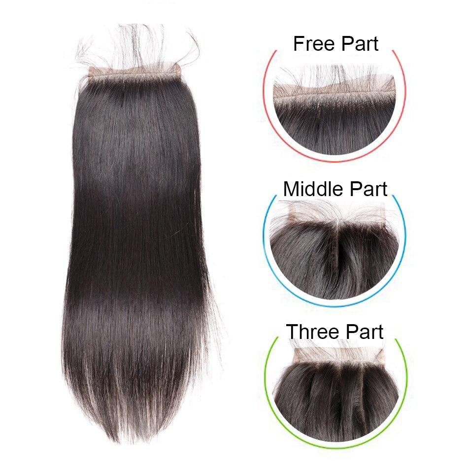 Peruvian-Straight-Human-Hair-Bundles-With-Closure-8-28-Hair-Weave-Bundles-With-Closure-Gem-Beauty