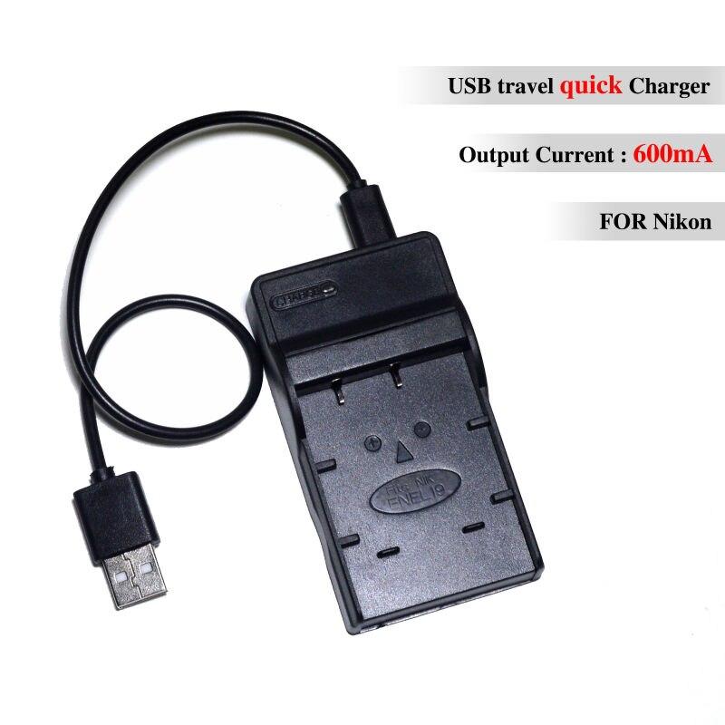 CONENSET EN-EL19 ENEL19 Зарядное Устройство для Nikon Coolpix S100 S2500 S2550 S2750 S2800 S2600 S2700 S3100 S3200 S3300 S3400 S3500