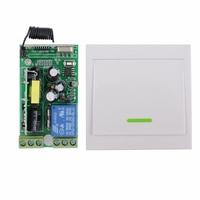 AC 220V 110V 85V 1CH 10A Relay Receiver Transmitter Bed Room Hall LED Lamp Light Bulb