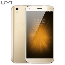 D'origine Umi Londres Smartphone MT6580 Quad Core 5.0 pouce 1280*720 HD Android 6.0 OS 3G WCDMA 1 GB RAM 8 GB ROM Mobile Robuste téléphone
