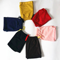 Bermuda Menino Toddler Boys Shorts Cotton Solid Color Beach Pants 2017 Toddler Baby Girls Children'S Brand Jeans SP004