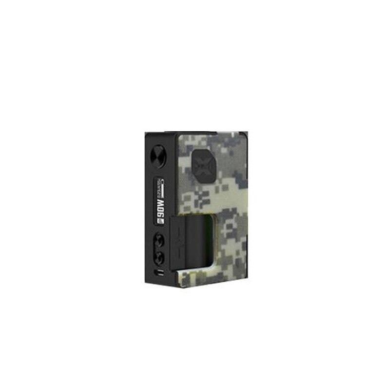 D'origine Vandy Vaporisateur Pulse X Mod 90 w Impulsion X BF Boîte Mod Vaporisateur Avec 8 ml Squonk Bouteille Électronique cigarette Vaporisateur VS Pulse 80 w Mod - 4
