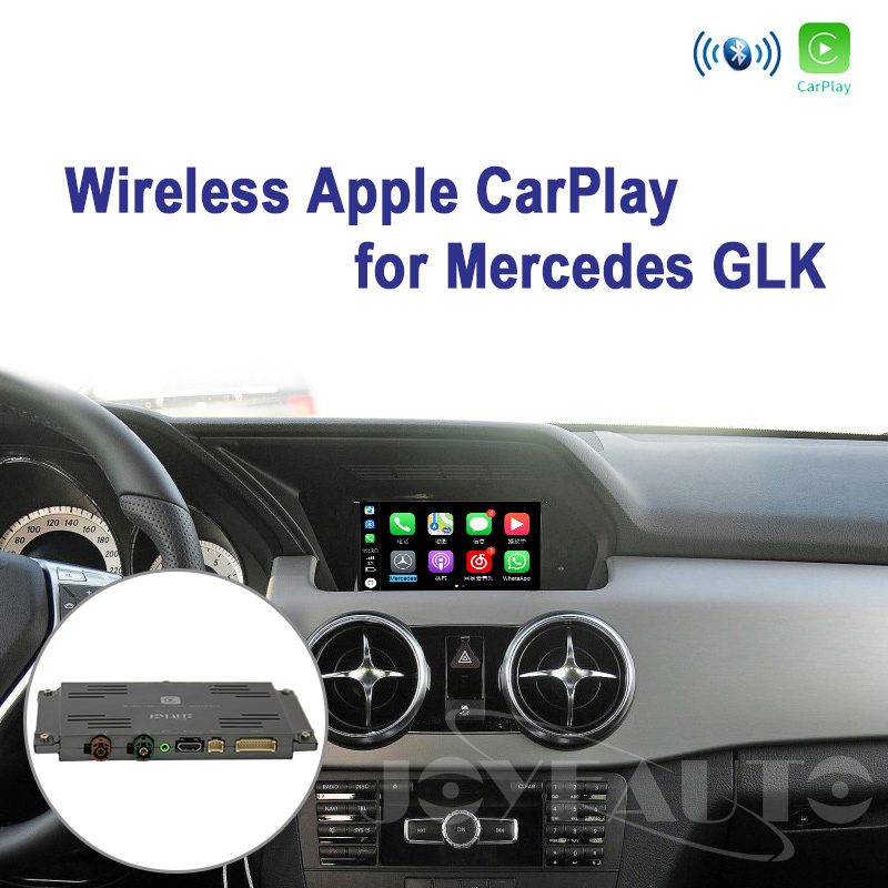 Wireless Car auto play box for Mercedes benz NTG 4 5 A B C E