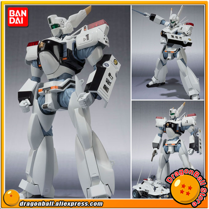 Japan Anime Patlabor Original Bandai Tamashii Nations Robot Spirits Action Figure No. 207 - Ingram 1 original bandai tamashii nations robot spirits exclusive action figure rick dom char s custom model ver a n i m e gundam