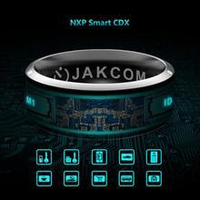 Anillos de Desgaste Jakcom SR3 NFC Magia Nueva Tecnología inteligente Para el iphone Samsung HTC Sony Android Windows Mobile teléfono NFC r1