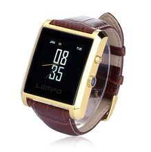 LF06 Bluetooth Smart Uhr IP67 Wasserdichte Smartwatch IPS Vollen Ansicht Armbanduhr Für IOS Android OS 380 mAH Batterie 2.0MP Kamera