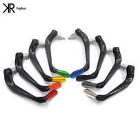 Carbon Brake Clutch Levers Protector Guard For YAMAHA R3 R1M S R6 MT10 MT 09 07