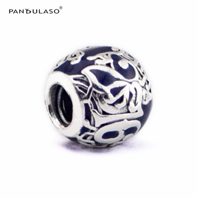 Top Selling 925 Sterling Silver Beads Mouse 2016 Edition Classic Charm Fits For Pandora Bracelet Charms