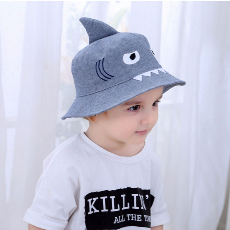 3a656e8af83 2018 Autumn Baby Boys Girls Hat Toddler Cute Cartoon Bucket Hats Caps  Sunhat UV Protection 3 8T-in Hats   Caps from Mother   Kids on  Aliexpress.com ...
