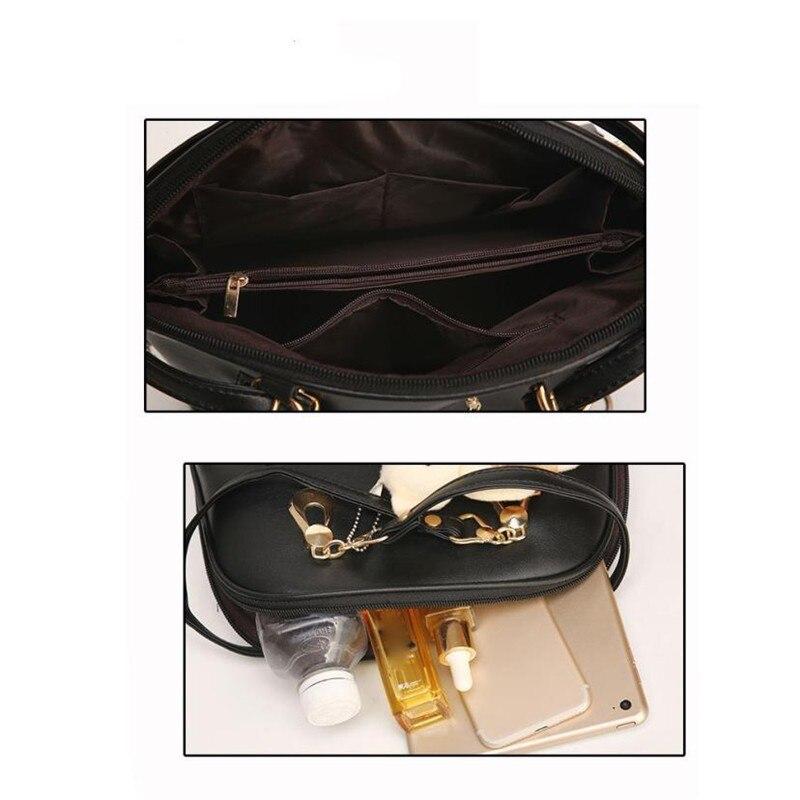 Solid Backpack Women Shoulder Bags Purse Leather backpack Womens Bag Bagpack Laptop Mochila escolar