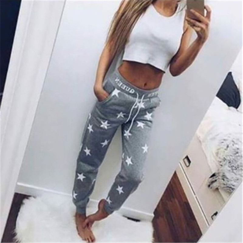 Winter Thick Warm Sporting Trousers Drawstring Sports Leggings 2017