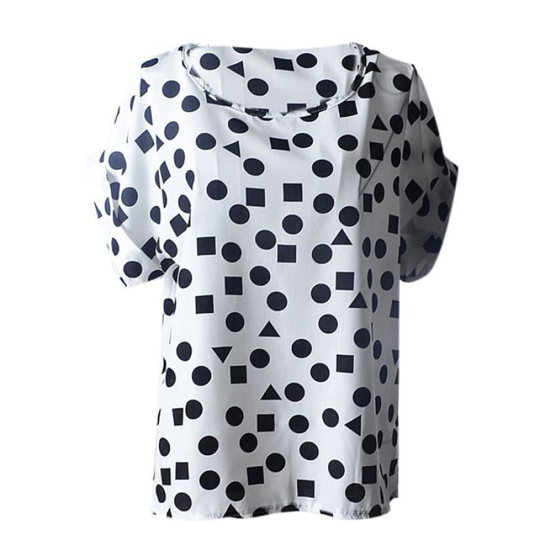 Blusas Arropan Camisa Tops Que A Más c Del De Casual La Señora Femininas Coreano Mujeres 2017 Blusa Rebordear Las b Verano Tamaño Gasa Tw4CqEEx