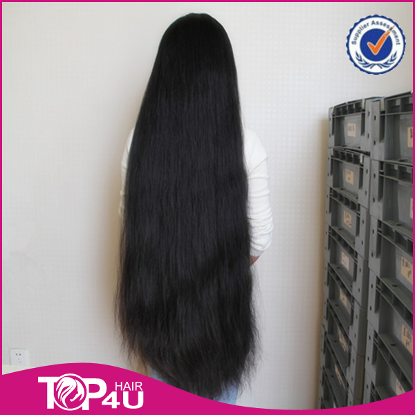 Wholesale 2014 7A Grade No Tange Full Cuticle 40inch Remy